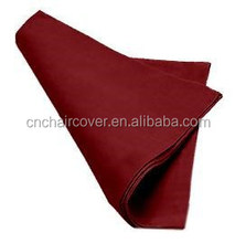 Burgundy Hotel Table Napkin For Restaurant