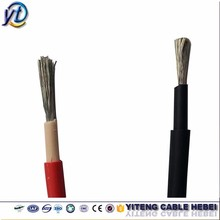 PV1-F 6mm electric solar wire 4mm twin/single core pv cable