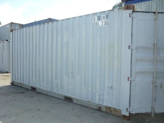 USED SHIPPING CONTAINER 20'FT (GP) FOR SALE