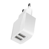 OEM Super Fast US EU Plug 5V 2A Travel Mobile Phone Charger, Wall USB Charger For Samsung Phone Charger