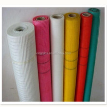 120g 5*5mm Glass Fiber Mesh For Plastering