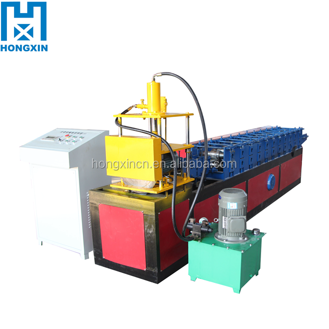 Automatic Aluminium plate making Steel Roller Shutter Door Roll Forming Machine