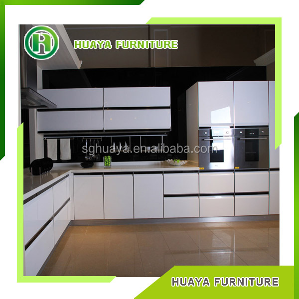 white high gloss affordable modern kitchen cabinets buy