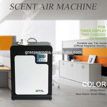 High Efficiency Electric Scent Diffuser Machine With Wall Mounted For Hotel Lobby