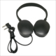 Professional manufacturers ear hanging 40mm neodymium driver headphone