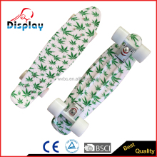 High quality plastic petrol skateboard for sale