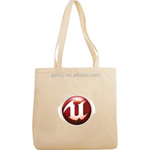 Promotion cheapest Cotton Canvas Natural Classic Meeting Tote Bag