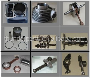 Motorcycle engine parts,for EN125-2A,AN125,GN125H,AX100,AG100,GS125,INTRUDER,YES125