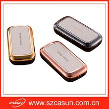 Shenzhen manufacturer mobile power bank high capacity for optional New design
