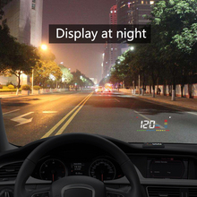 2017 aftermarket dashboards power window kit A200 Car HUD head up display plug n play