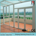 China very good supplier glass door price for building with professional engineers team DS-LP6778