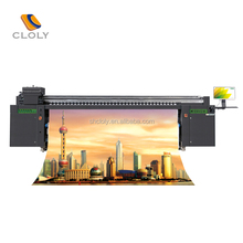 The best price Challenger CLOLY 4 heads DGT vinyl inkjet flex banner printing machine in china/india