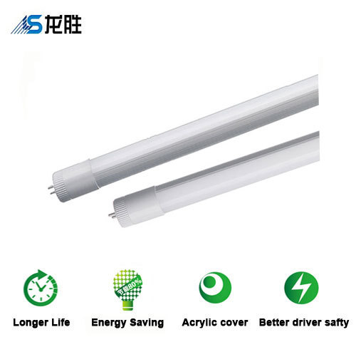 High quality Isolated IC driver LED T8 tube light 18W