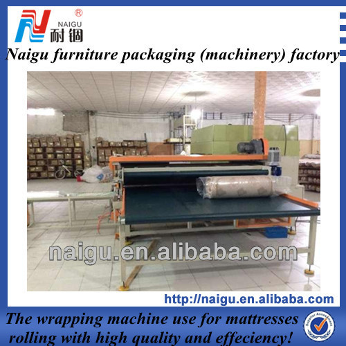 reel wrapping machine machine for packaging