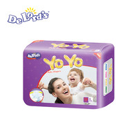Wholesales Baby Diapers with Super Absorbent Sleepy High Quality