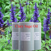 Acne-treatment refreshing relieve the pressure clary sage oil clary sage oilessential oil OEM