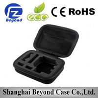 High grade carbon color EVA microscope case protection tool case