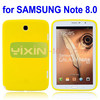 2014 Silicone case for Samsung note 8.0, for Samsung galaxy note 8.0 case