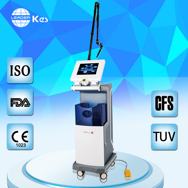 co2 fractional laser equipment beauty parlor instrument equipments for spa centers
