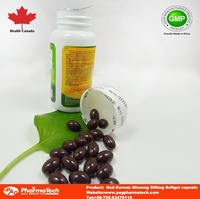 high quality energy sex herbal ginseng capsule
