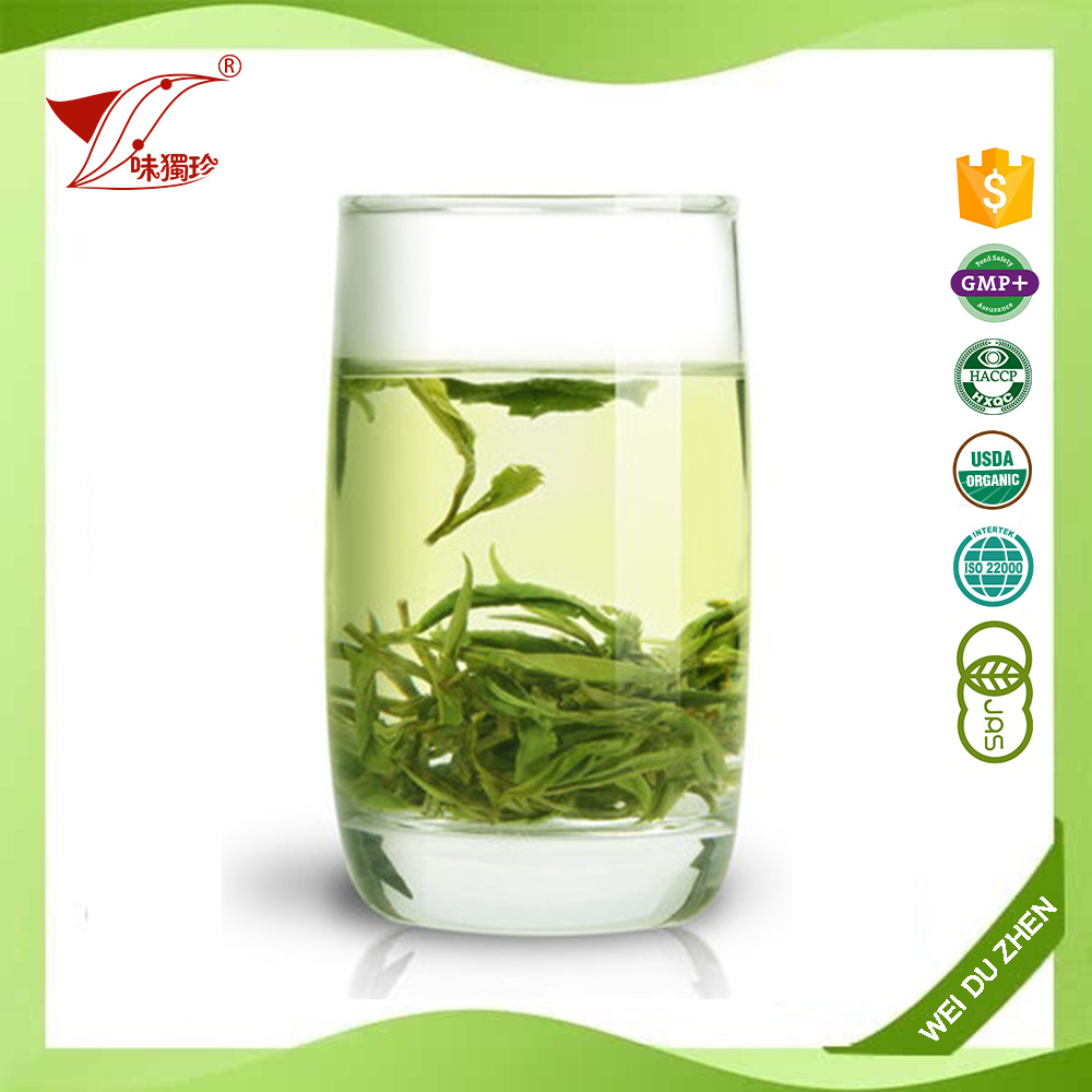 WEIDUZHEN Brand Wholesale Green Tea Top Level Slimmimg Tea MaoFeng Organice Tea