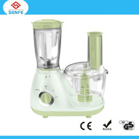 Immersion hand blender color mixer machine/commercial multifuctional food processor
