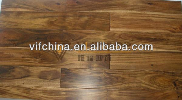 Small leaf acacia exotic solid wood parquet