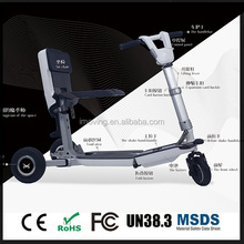 Tricycle Smart Folding Electric mobility Scooter electric vehicles for disabled,Newest electric mobility scooter