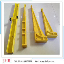FRP cable tray factory, Epoxy resin composite cable collect ark