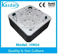 2 meter massage hot tub outdoor spa pool sexy masage spa