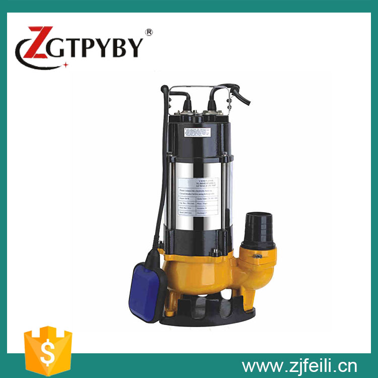 Cheap centrifugal submersible pump submersible dewatering pump