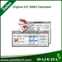 Original ICC IMMO Code Calculator Immobilizer PIN Code Reader ICC - Immobilizer Login Code Calculator