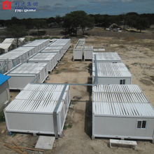 Steel container construction labor camp for sale
