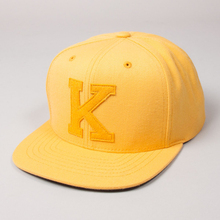 New arrival applique letters yellow baby sun cap hats wholesale
