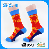 wholesale without spandex cotton sock