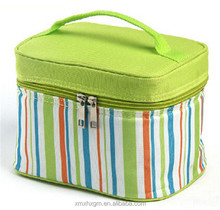 Oxford whole Lunch Box Food carrying Use Cool basket Picnic Bag