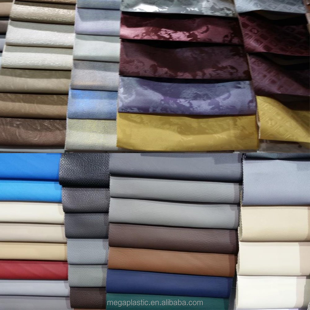 Hot sale 2015 PVC GENUINE LEATHER FABRIC for furniture,car seats 0.70MM,1.0MM