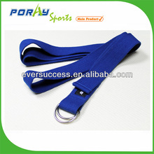 Adjustable cotton webbing strap