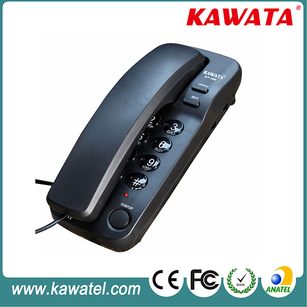 kawata bedroom slim corded phone