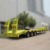 3 Axle heavy duty ramp lowboy semi trailer for sale sales
