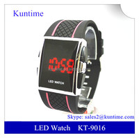 wholesale name brand wrist led watch hot sale 2013 watch, led watch hot sale