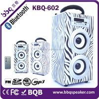 Alibaba Nature Wood Full range 10W Portable 12 inch car portable laptop mini speaker
