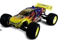 1/8th Scale the champion gas powered rc trucks best-selling racing car