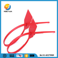 One time plastic lock (375mm) from Handan, China