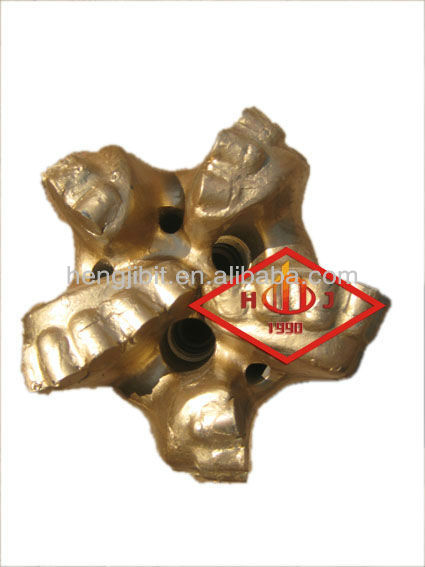 Hengji best offer API diamond oil drilling bit IADC code 13 3/4