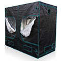 Steel corner high quality Easily assembled hydroponics mylar grow tent