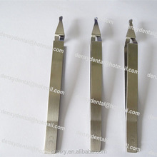 With hooks orthodontic metal brackets holding brackets tweezer