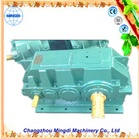 ZSY / ZDY/ ZFY/ ZLY Helical Cylindrical Speed Reducer Gear box Transmission Gearbox Parts with stepper motor washing machine