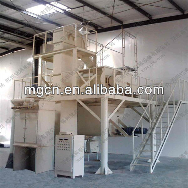 MG professional granular mixtures of aggregate mixing plant
