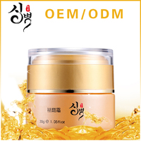 Natural Cosmetics Face Cream for Black Skin